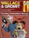 Wallace & Gromit: Cracking Contraptions Manual by Haynes – review and giveaway #100books