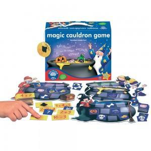 Orchard Toys: Magic Cauldron game #review