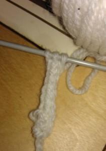 acrylic yarn icord