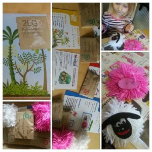 crafts from weekendboxclub