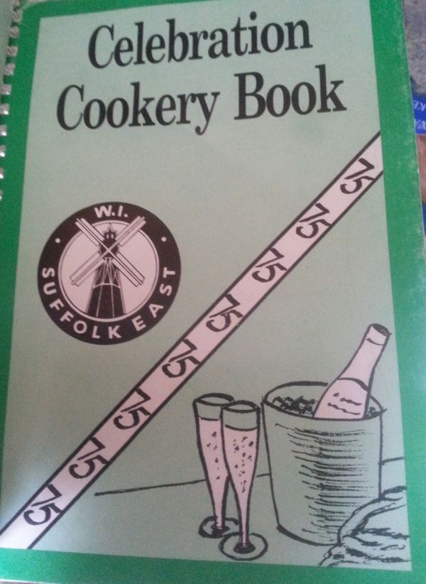 Celebration cookery book