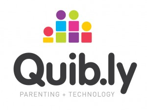 Quibly logo parenting technology