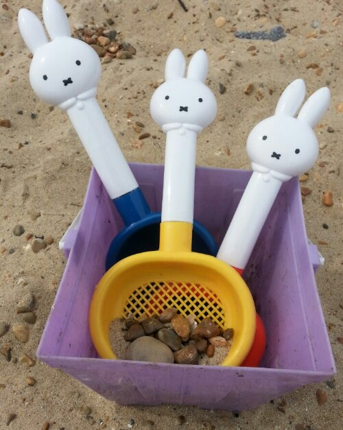 Miffy beach set