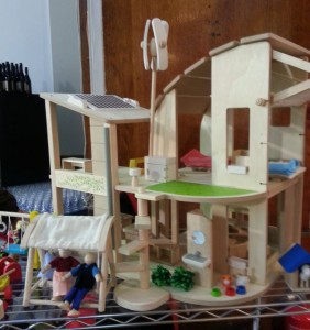 dolls house with a difference