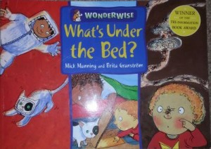 what's under the bed
