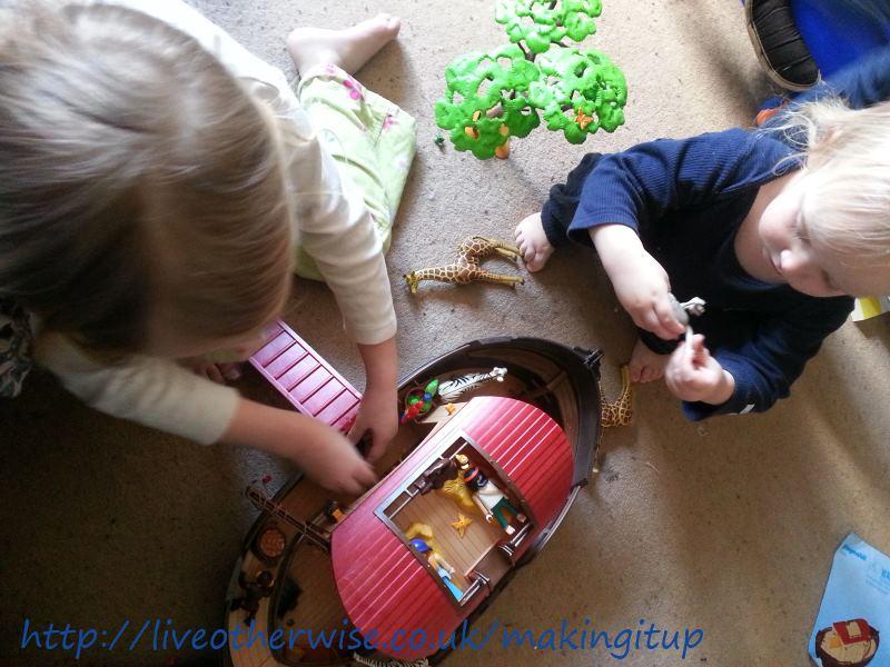playmobil play time