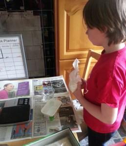 making plaster of paris