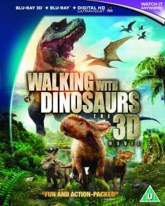 dinosaurs packshot