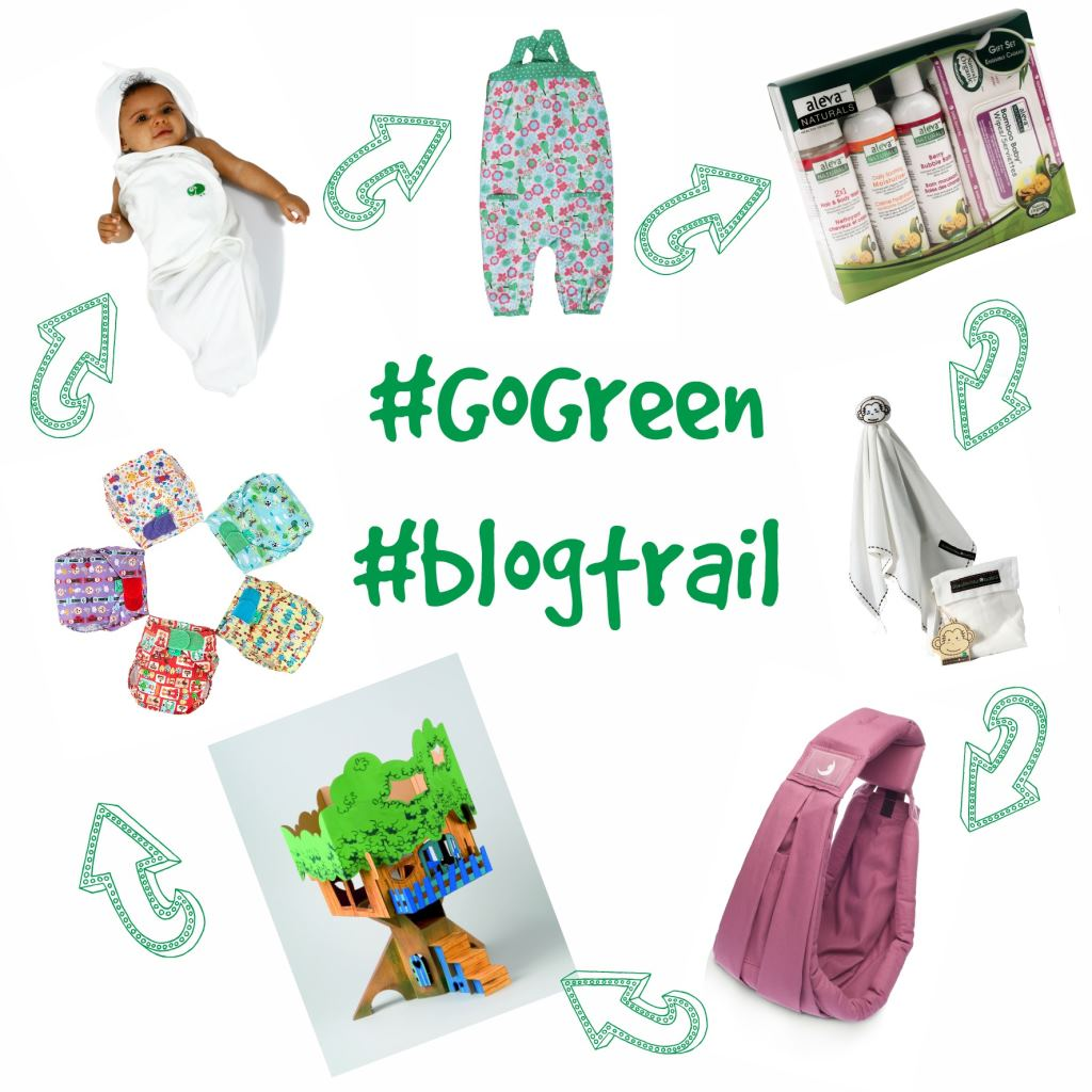 Bump PR GoGreen Blogtrail