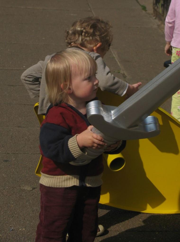 big sword for a little boy