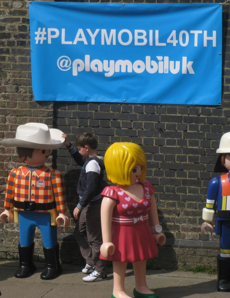 conversations with a playmobil cowboy