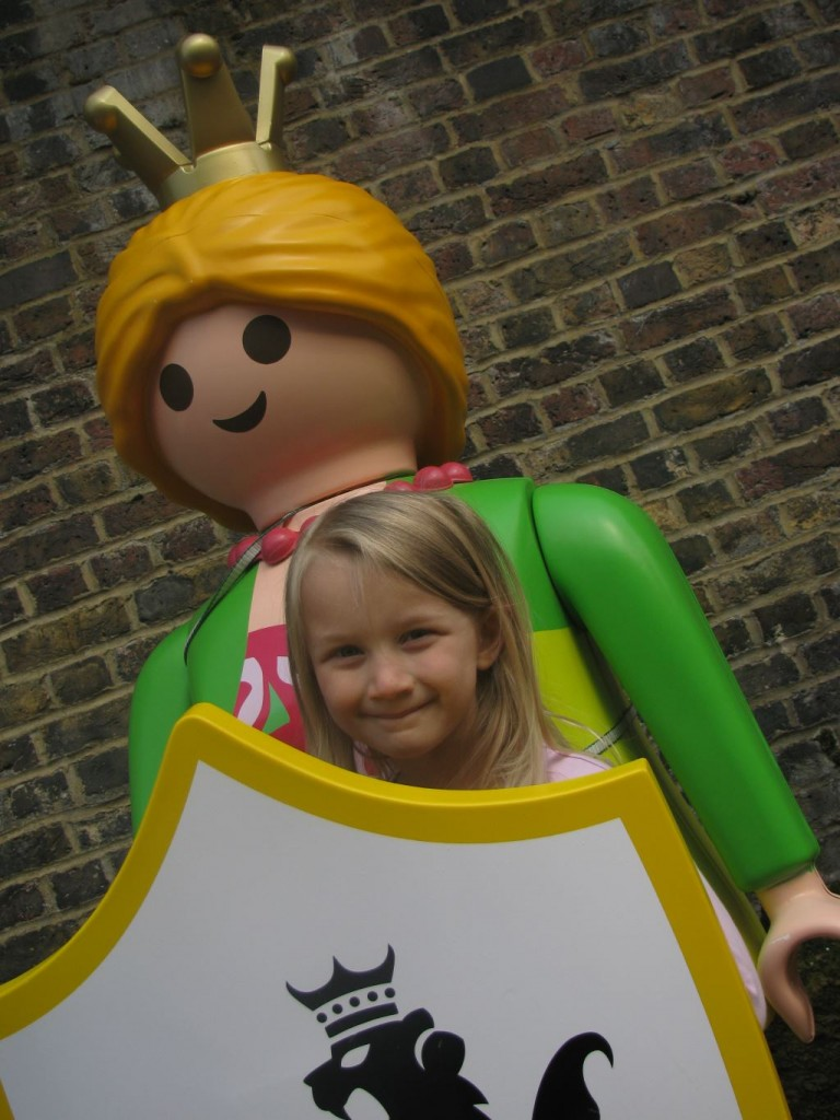happiness is a playmobil princess