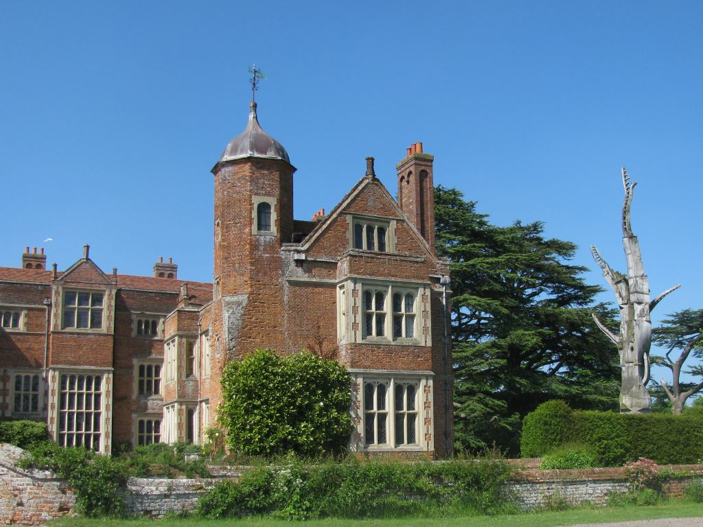 Kentwell Hall May 2014