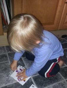 reading jigsaws