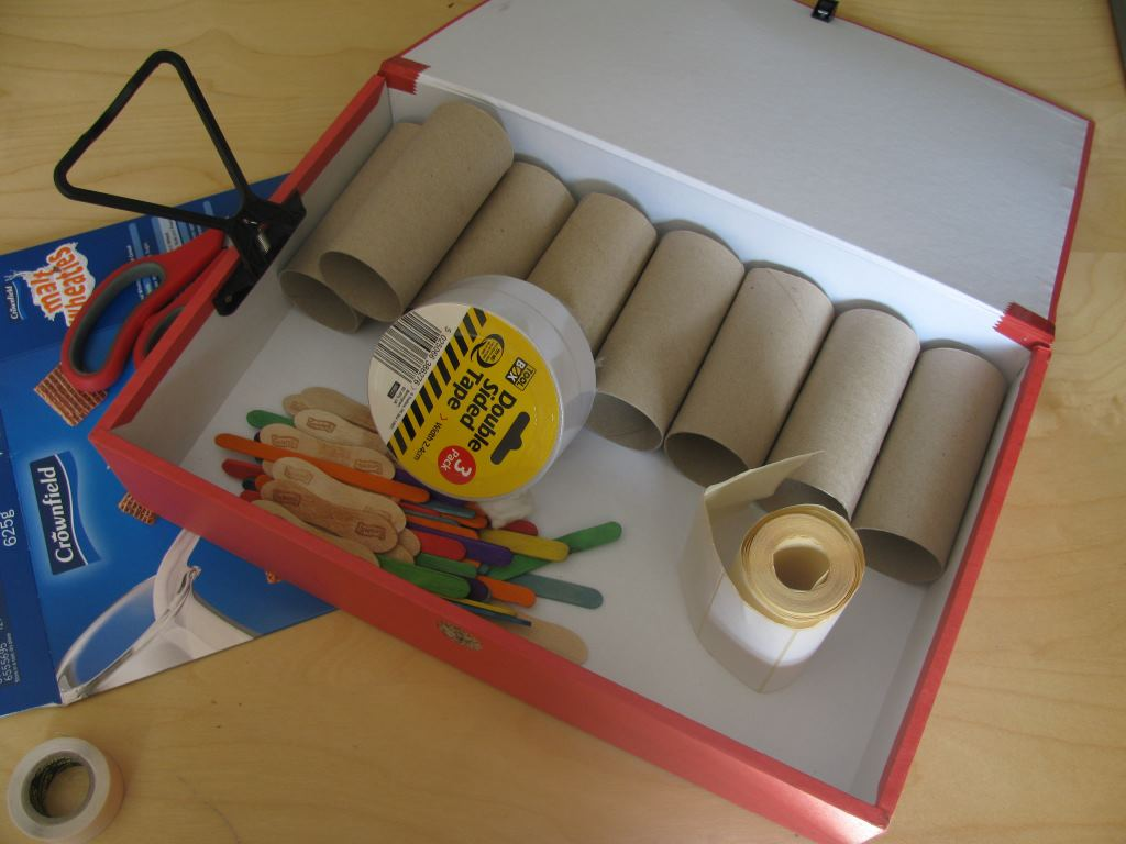 spindle box materials