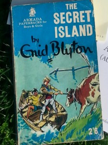 The secret island Enid blyton