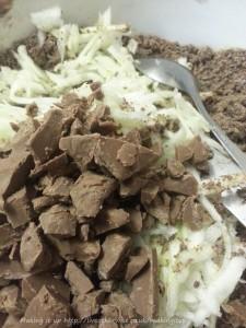 chocolate and marrow