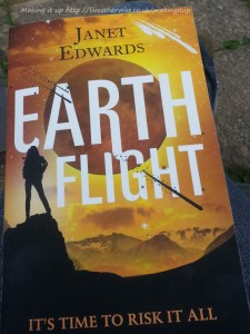 earth flight janet edwards