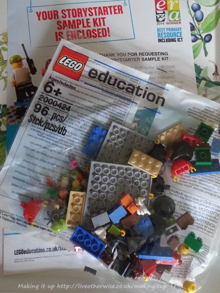 Lego storystarter education kit