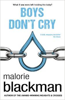 Boys dont cry Malorie Blackman