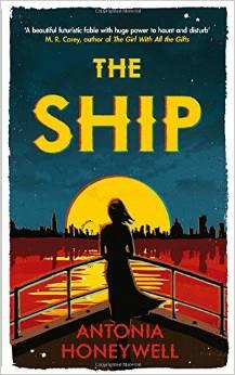 the ship antonia honeywell