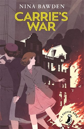 Carries war Nina Bawden