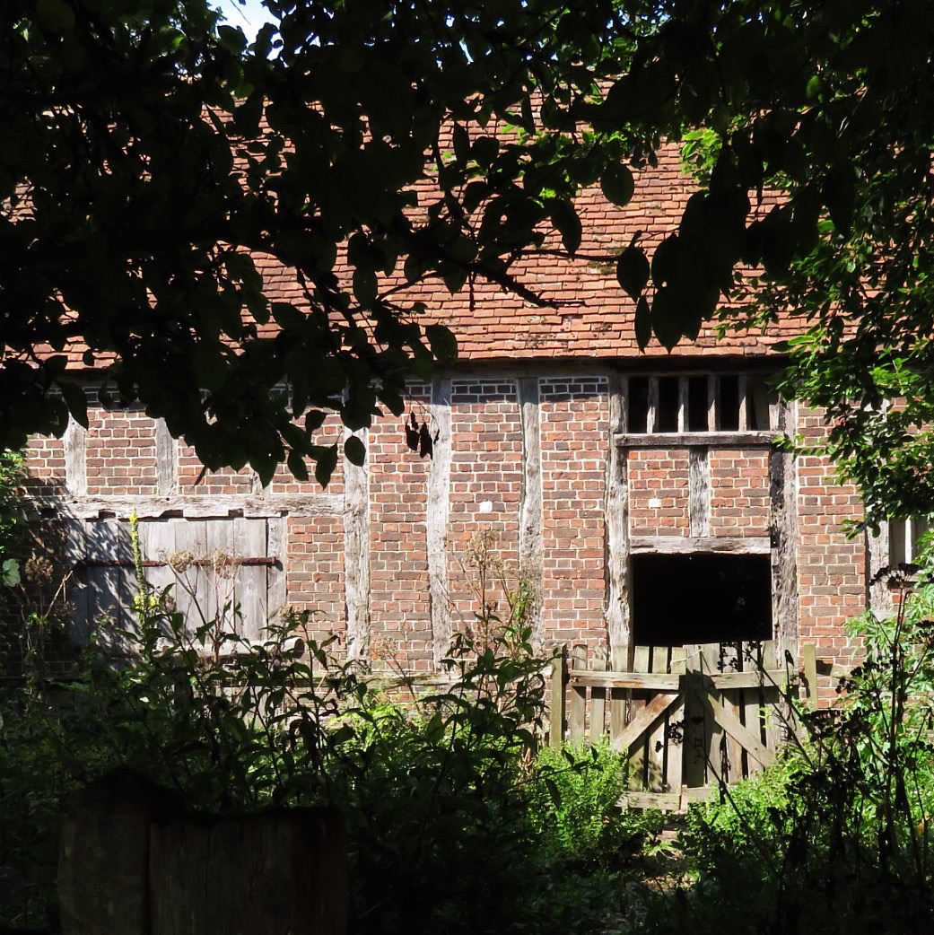 The cott at kentwell hall