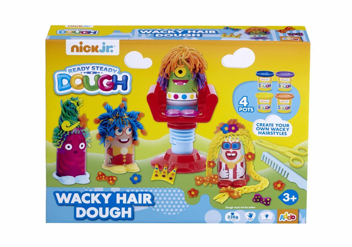 N318-13106 Wacky Hair Dough 1