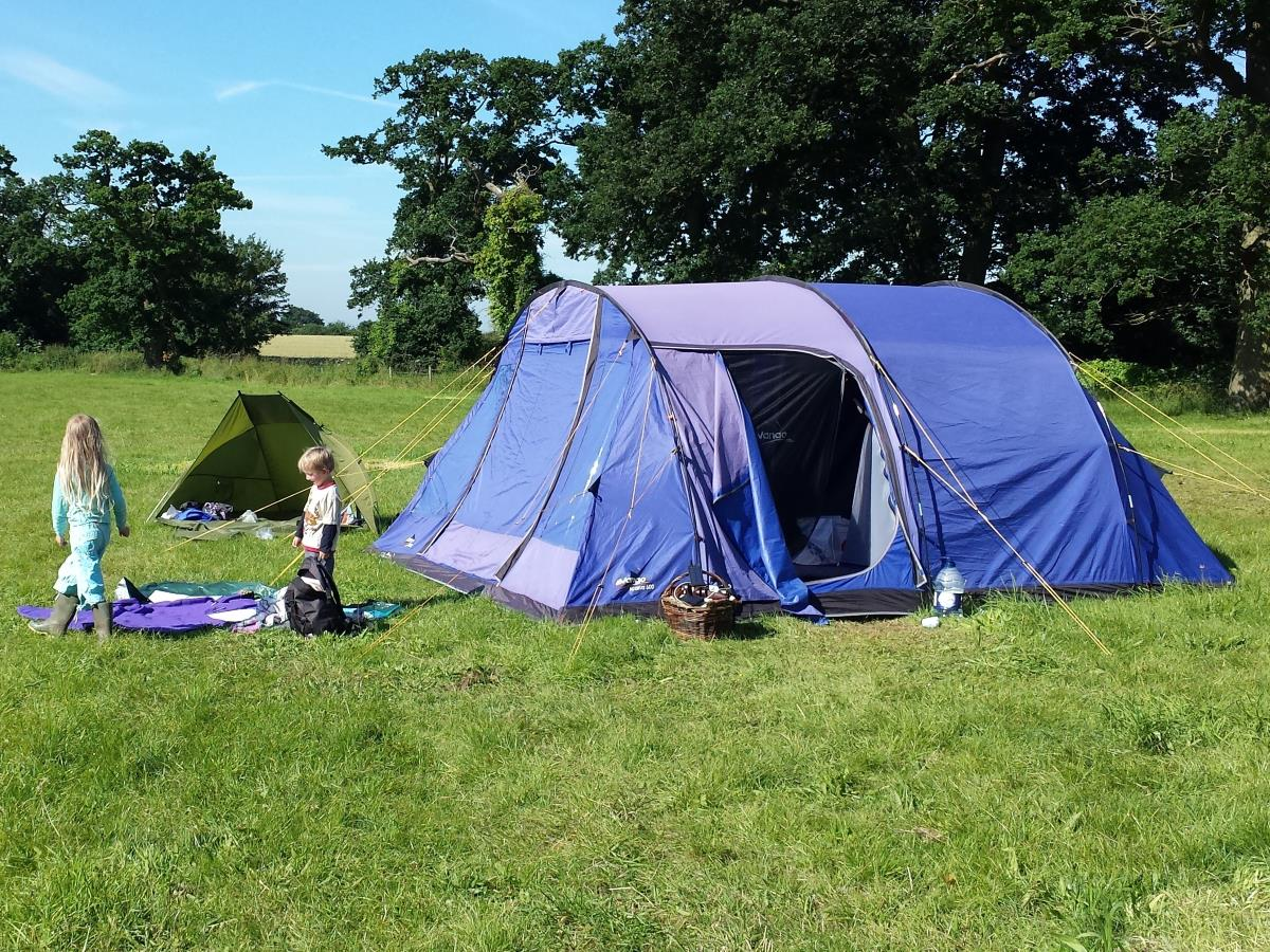 kentwell camping