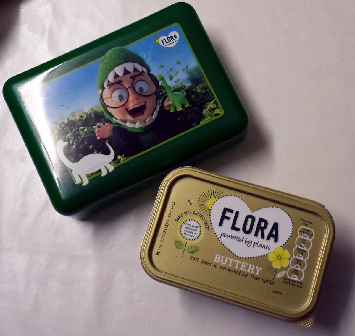 flora-buttery