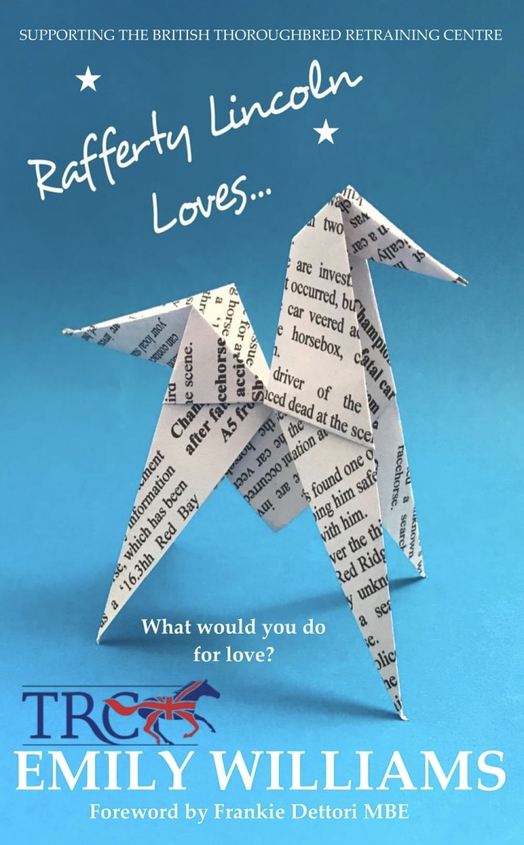 Book cover - Rafferty Lincoln loves