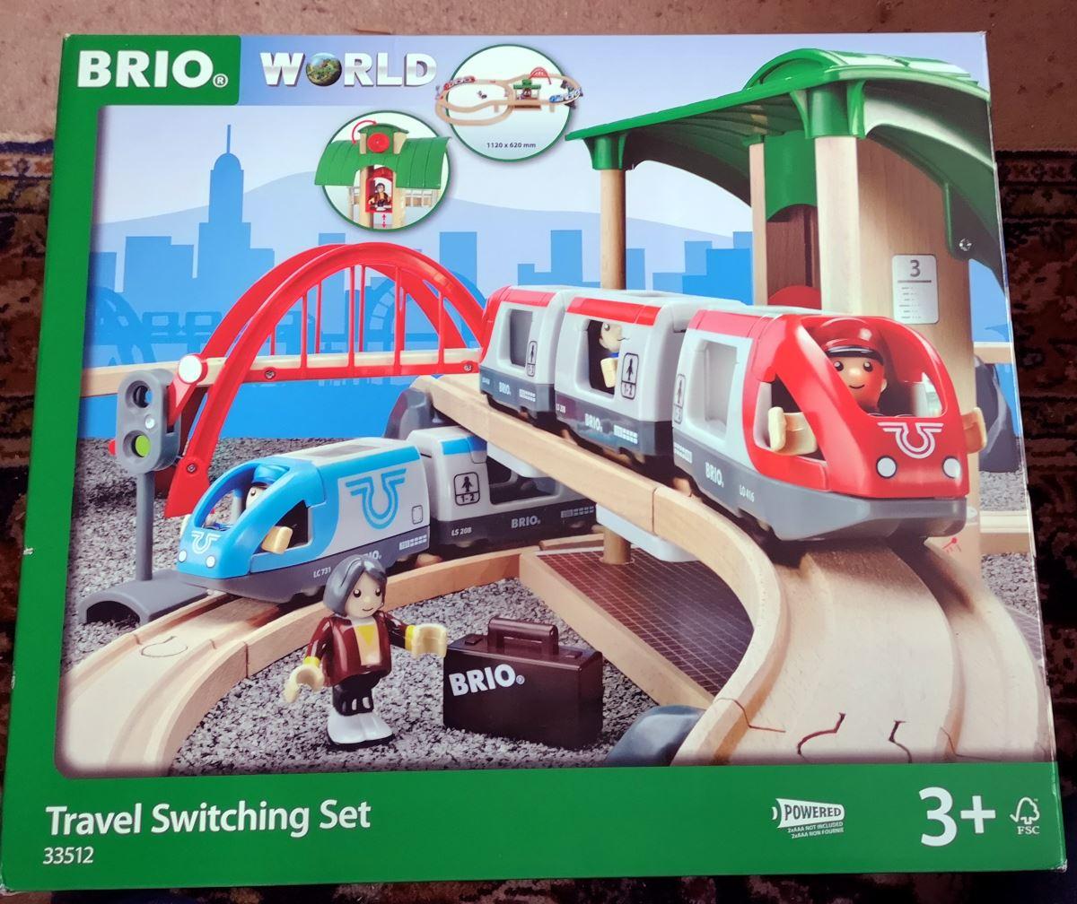 Brio World 33512 Travel Switching set