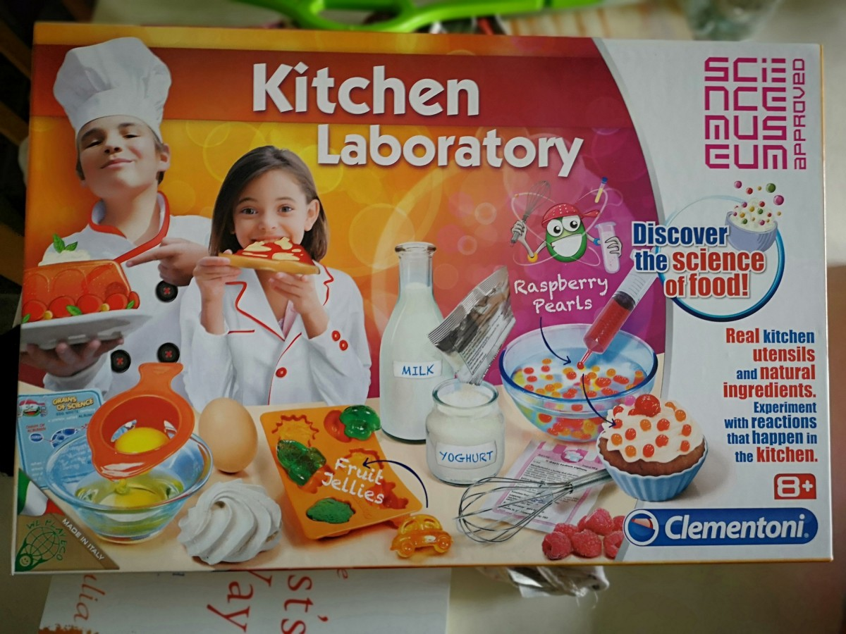 Kitchen laboratory